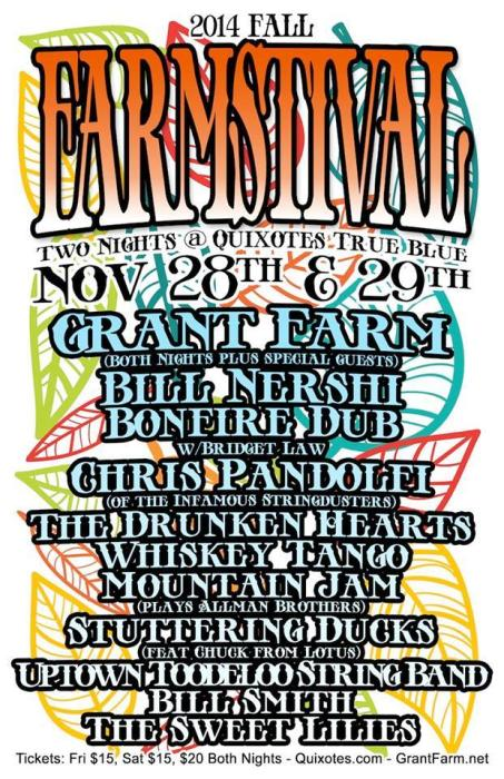 Farmstival: 2 Day Pass