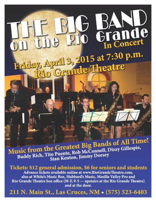 Big Band on the Rio Grande