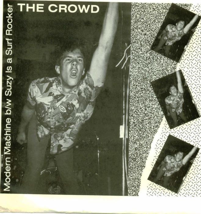 The Crowd, CH 3, Sharp Objects, Modern Kicks