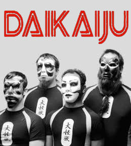 DAIKAIJU | Round Eye (China) | The Unnaturals | Moral Decline | Black Cat Attack