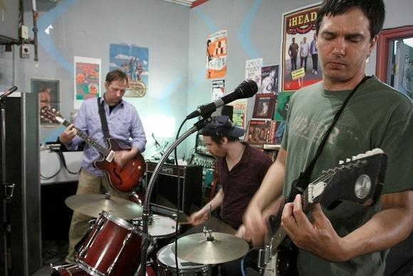 The Oblivians w/ Legpit & Solid Goldberg