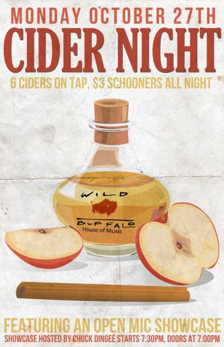 CIDER NIGHT