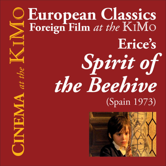 "The Spirit of the Beehive (1973) / ""El espíritu de la colmena"" (original title)"