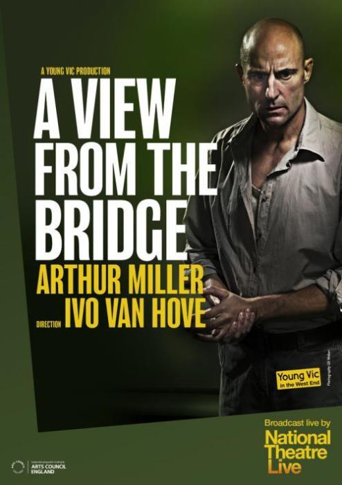 A VIEW FROM THE BRIDGE (NATIONAL THEATRE LIVE)