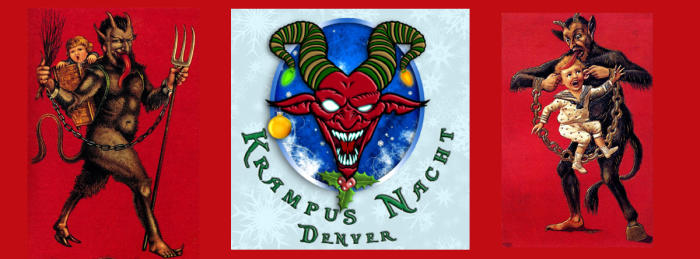 Krampus Nacht: A Storybook Night of Naughty Delights w/ Krampus and St. Nick