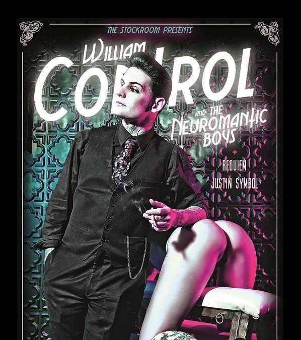 WILLIAM CONTROL & The Neuromantic Boys, Requiem, Justin Symbol