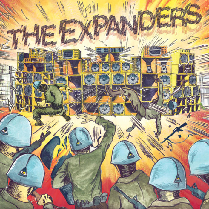 THE EXPANDERS (EARLY SET)