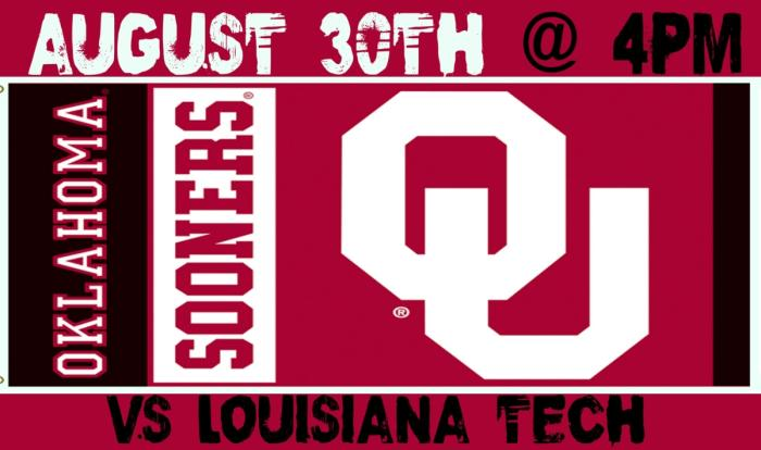 Sooners vs. Louisiana Tech