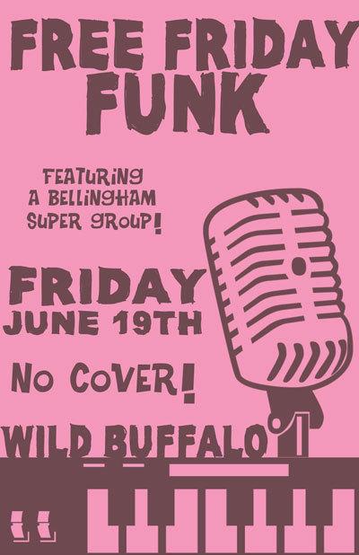 Free Friday Funk