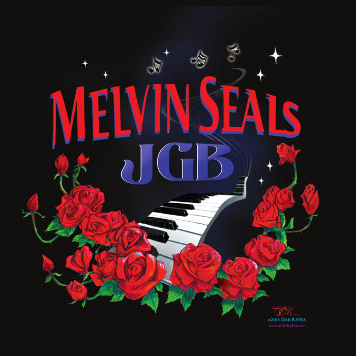 Melvin Seals and JGB (3 day pass)