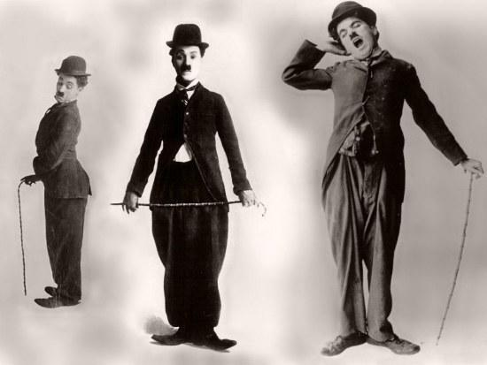 The NOLA Clown Flash Crawl Presents: Charlie Chaplin Flash Mob