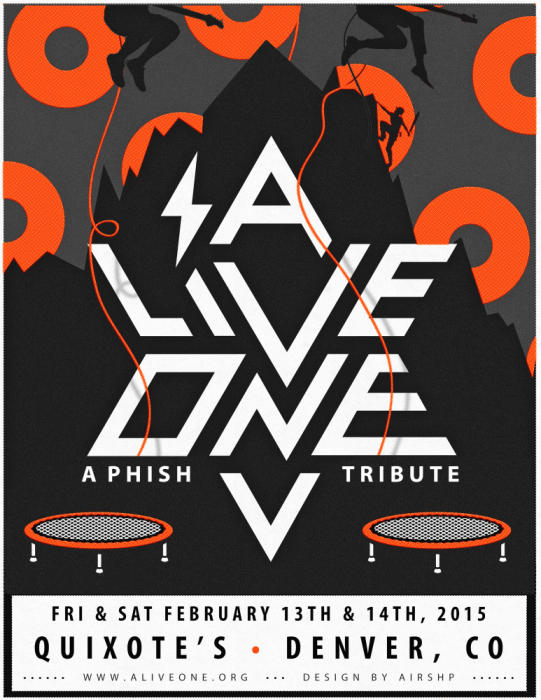 A Live One (Phish Tribute) / Afro ZEP