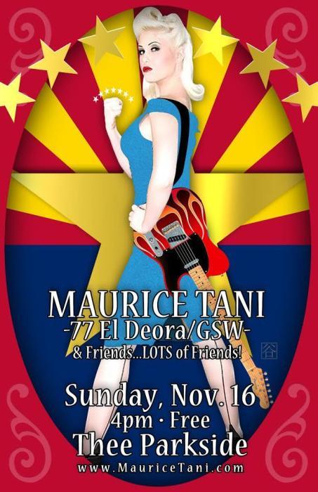Maurice Tani - 77 El Deora/GSW & Friends