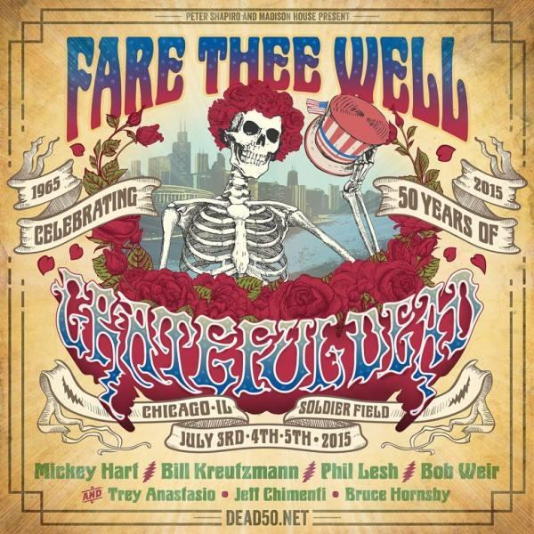 Fare Thee Well Webcast