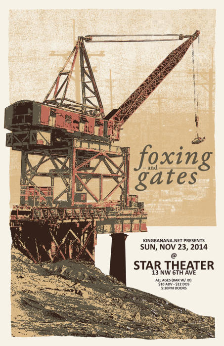 FOXING  ***SHOW MOVED TO STAR THEATER***