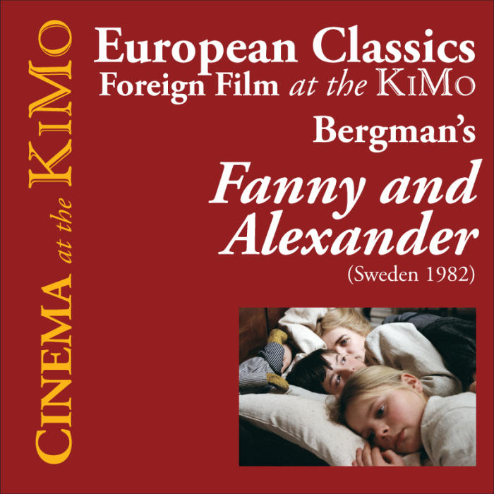 """Fanny and Alexander (1982)  Swedish / """"Fanny och Alexander"""" (original title)"""