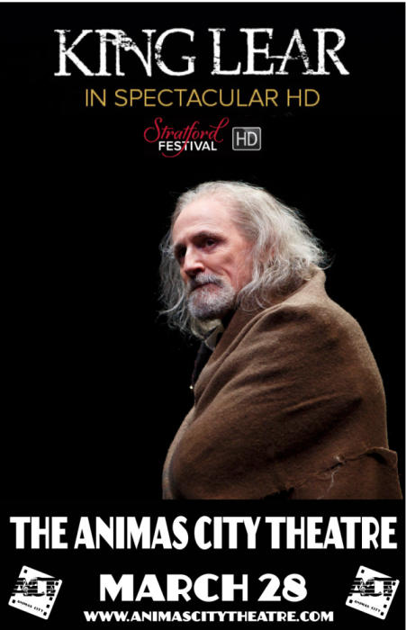 KING LEAR (STRATFORD FESTIVAL SCREENING)