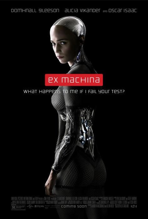 EX MACHINA (FEATURED FILM)