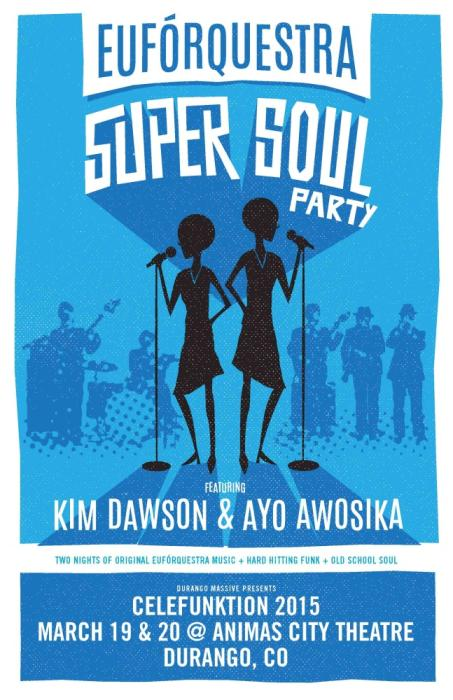 EUFORQUESTRA SUPER SOUL PARTY (NIGHT ONE)