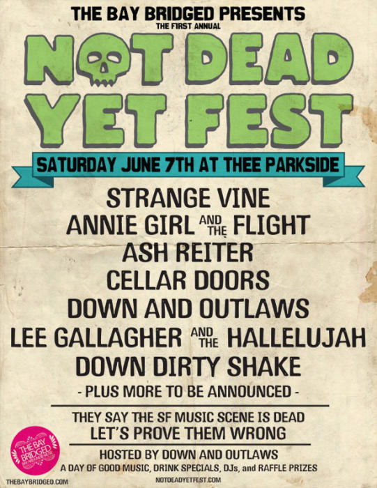 Not Deat Yet Fest