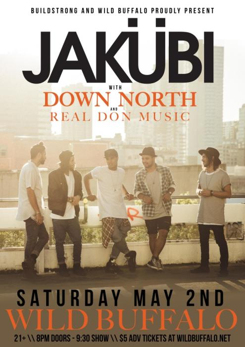 JAKUBI, Down North, Real Don Music