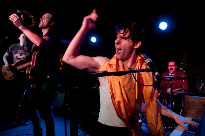 Low Cut Connie w/ The Tearjerkers & Richard James