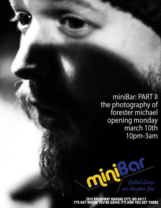 miniBar pt. 2  by Forester Michael