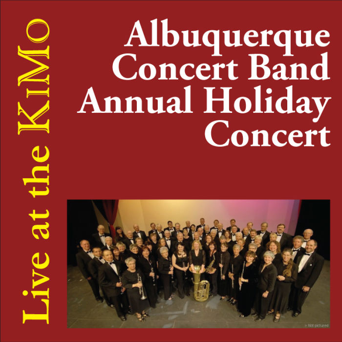 Albuquerque Concert Band Holiday Concert