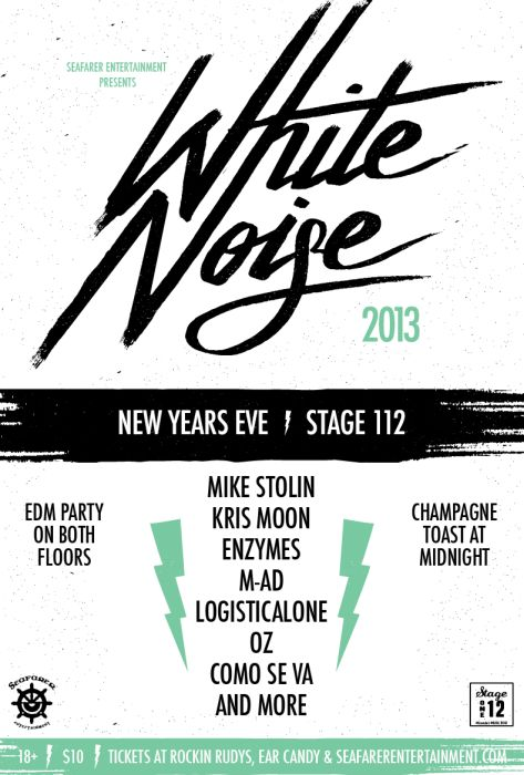 WHITE NOISE | Electronic New Years Experience