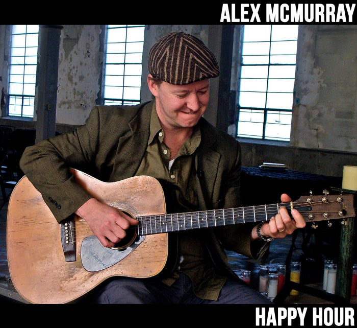 Alex McMurray Happy Hour
