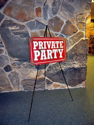 ***Private Event***