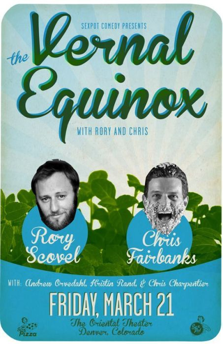 Rory Scovel / Chris Fairbanks
