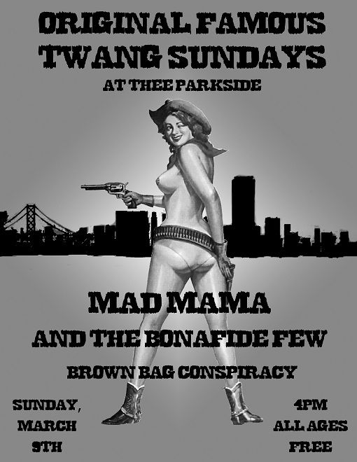 Mad Mama and the Bonafide Few, Brown Bag Conspiracy