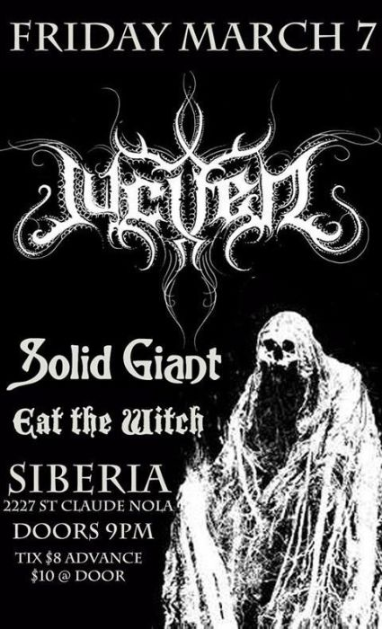 Jucifer | Solid Giant | Eat The Witch