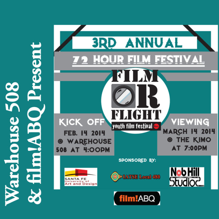 2014 Film or Flight - Youth Film Festival