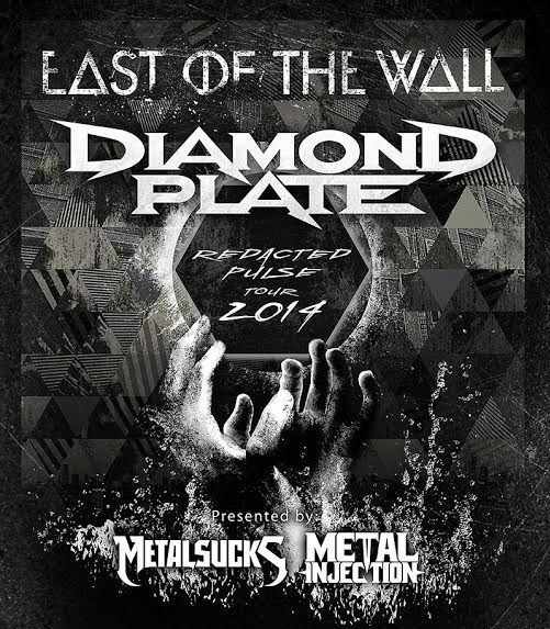 East of the Wall | Diamond Plate | Logarda | Gloria Lunae