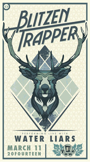 Blitzen Trapper w/ Water Liars