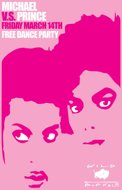 MJ vs. Prince Dance Party