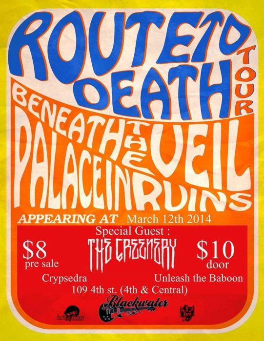 Route To Death Tour: