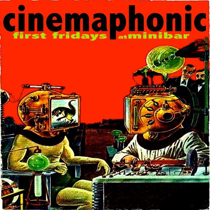 Cinemaphonic with DJ Cruz & Cyan