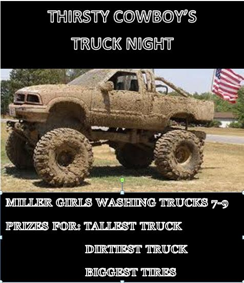 SOMETHING BOUT A TRUCK Thursday Truck Night