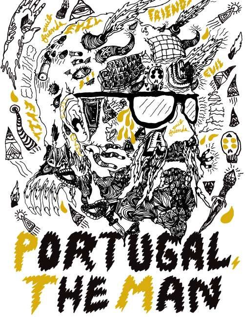 Portugal the Men