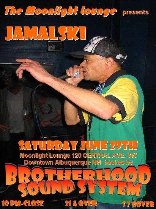 Jamalski * Brotherhood Sound System