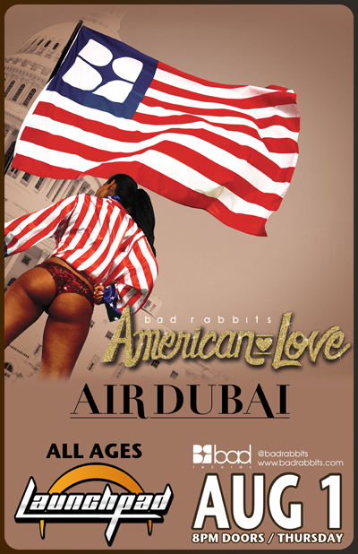Bad Rabbits * Air Dubai