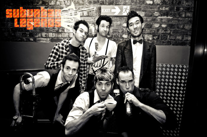 Ska Night! Suburban Legends, Spankshaft, Dope Collective, Survay Says, Skank Bank, Rosanonymous