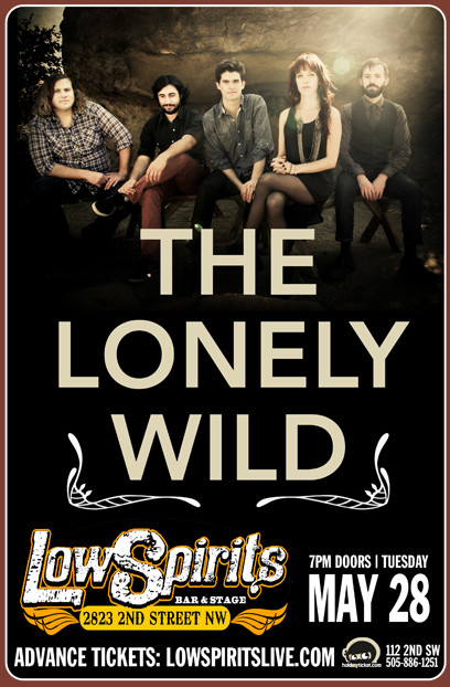 The Lonely Wild