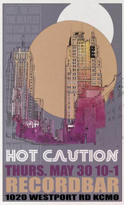 Hot Caution - FREE SHOW