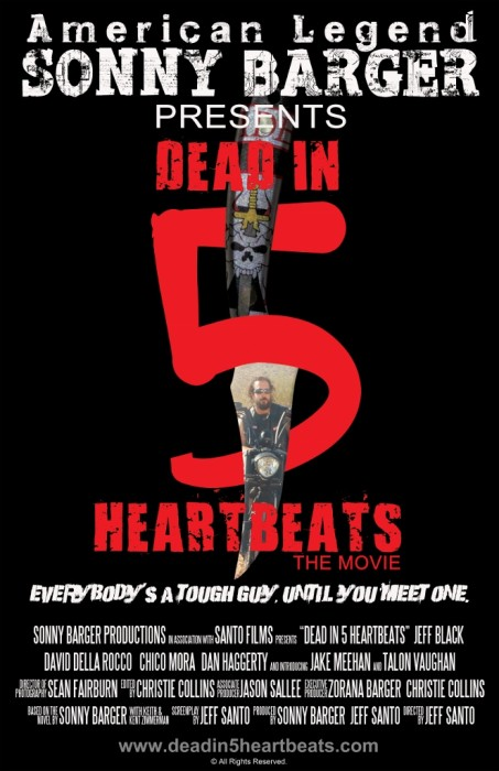 Dead in 5 Heartbeats (Film Screening) 4:30PM Sunday