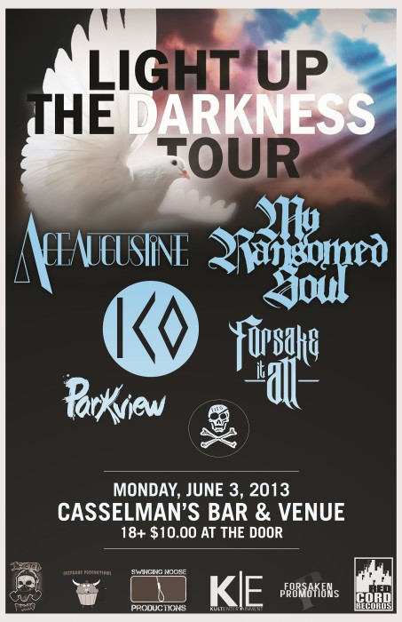 Light Up The Darkness Tour