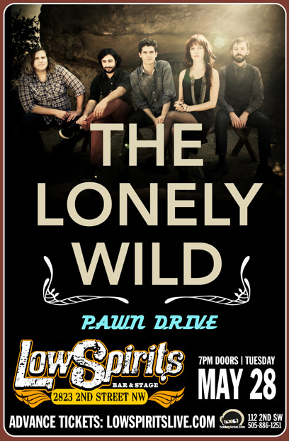 The Lonely Wild * Pawn Drive